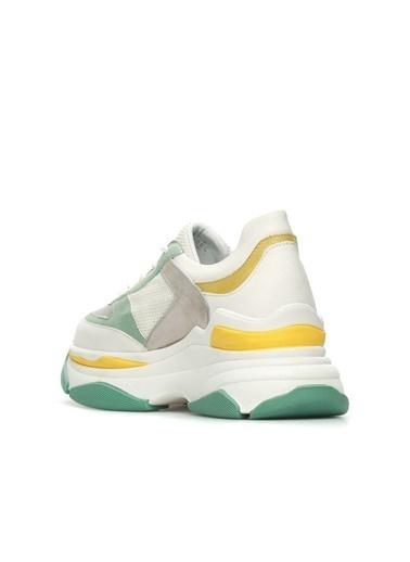 Divarese 5024298 Kadın Sneaker Beyaz